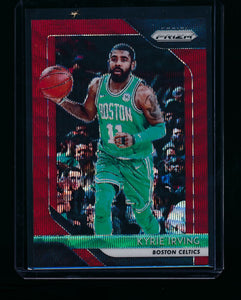 Scan of 2018-19 Panini Prizm 98 Kyrie Irving NM-MT+