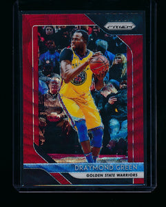 Scan of 2018-19 Panini Prizm 272 Draymond Green NM-MT+