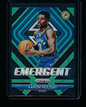 Load image into Gallery viewer, Scan of 2018-19 Panini Prizm 23 Aaron Holiday NM-MT+