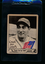 Load image into Gallery viewer, Scan of 1940 Play Ball 238 Tony Lazzeri VG (MK)