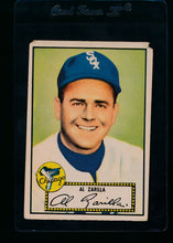 Load image into Gallery viewer, Scan of 1952 Topps 70 Al Zarilla P