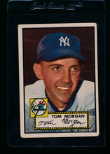 Load image into Gallery viewer, Scan of 1952 Topps 331 Tom Morgan G
