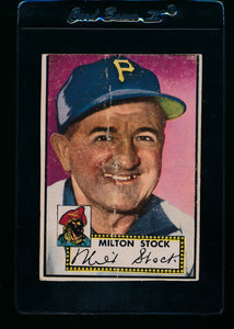 Scan of 1952 Topps 381 Milton Stock P (trimmed)
