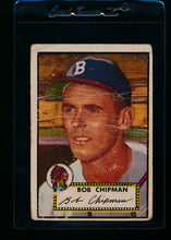 Load image into Gallery viewer, Scan of 1952 Topps 388 Bob Chipman P
