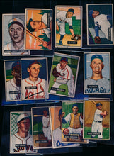 Load image into Gallery viewer, Scan of 1951 Bowman  Set Builder Low Grade