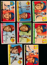 Load image into Gallery viewer, Scan of 1955 Topps  Set Builder GD-VG