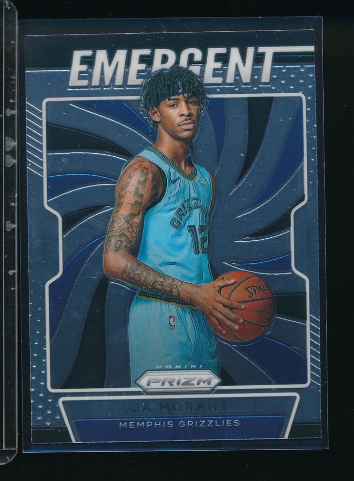 Scan of 2019-20 Panini  JA MORANT Pack-Fresh