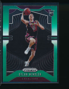 Scan of 2019-20 Panini 270 DYLAN WINDLER Pack-Fresh