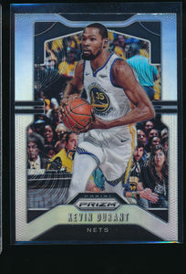 Scan of 2019-20 Panini  Kevin Durant MINT