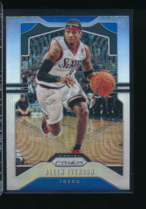 Scan of 2019-20 Panini  Allen Iverson NM-MT+