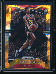 Scan of 2019-20 Panini 256 CAM REDDISH NM-MT+