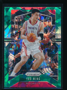 Scan of 2019-20 Panini 7 Yao Ming NM-MT+ or better