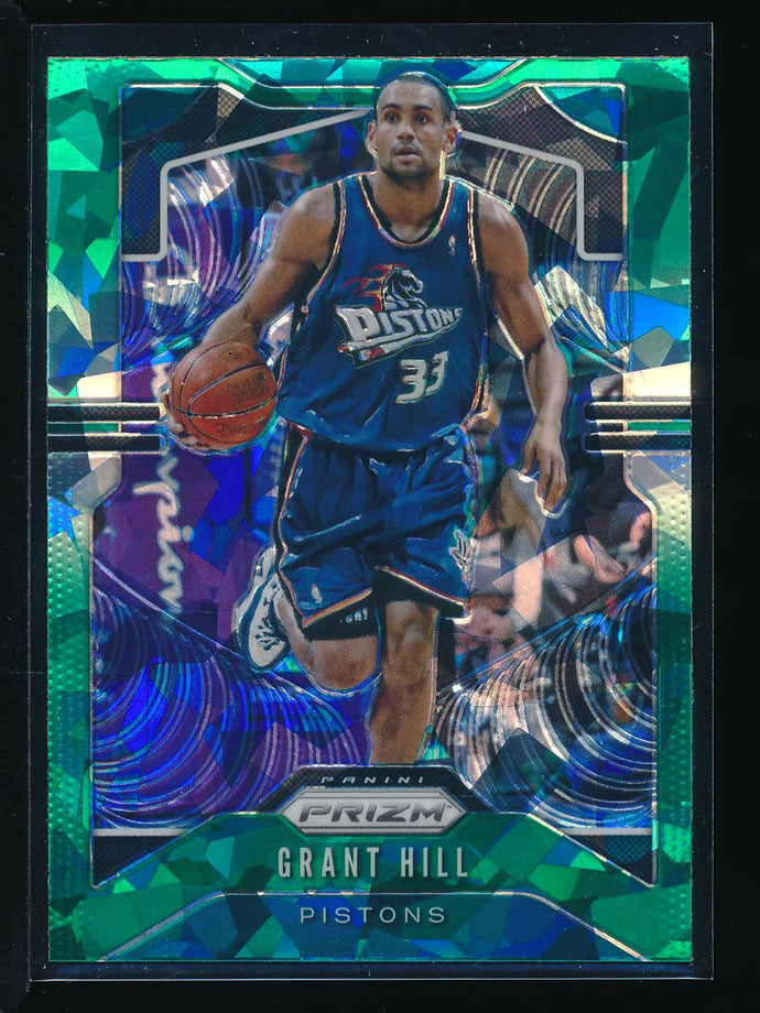 Scan of 2019-20 Panini 24 Grant Hill NM-MT+ or better