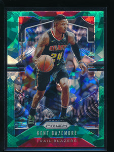 Scan of 2019-20 Panini 35 Kent Bazemore NM-MT+ or better