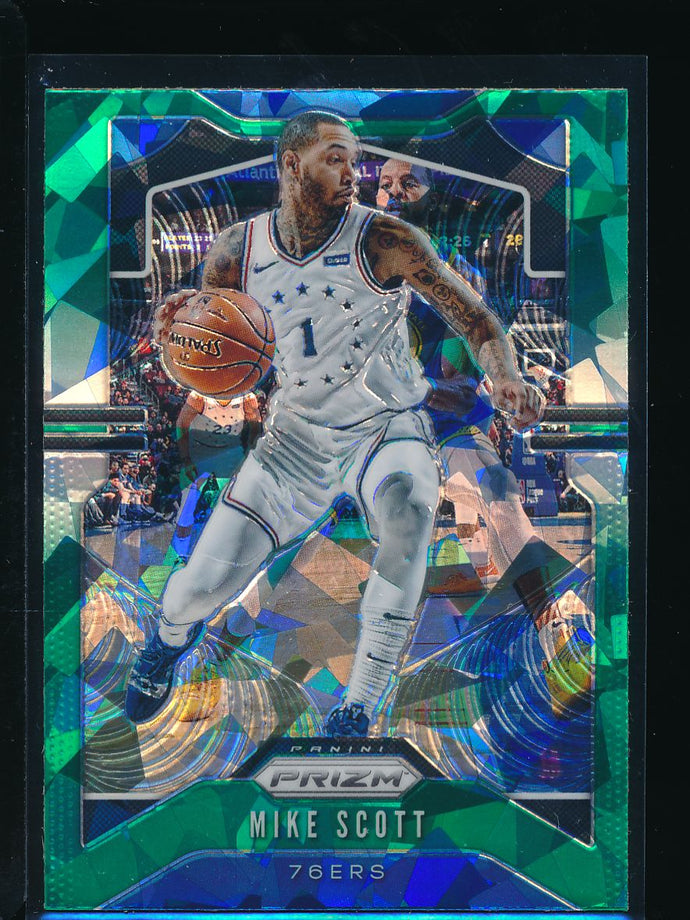 Scan of 2019-20 Panini 53 Mike Scott NM-MT+ or better