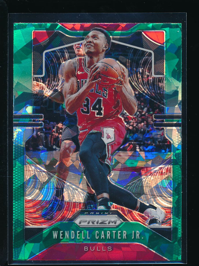 Scan of 2019-20 Panini 65 Wendell Carter Jr. NM-MT+ or better