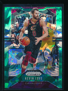 Scan of 2019-20 Panini 68 Kevin Love NM-MT+ or better