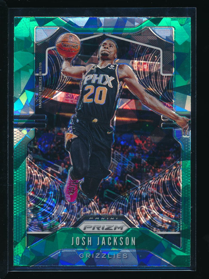 Scan of 2019-20 Panini 90 Josh Jackson NM-MT+ or better
