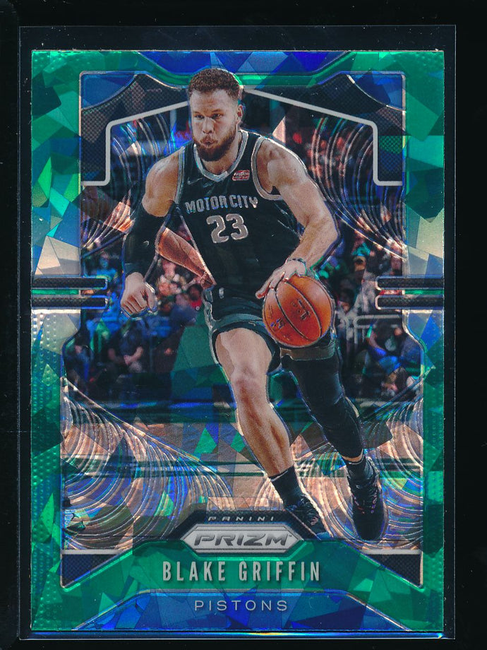 Scan of 2019-20 Panini 91 Blake Griffin NM-MT+ or better