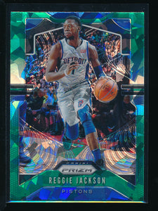 Scan of 2019-20 Panini 95 Reggie Jackson NM-MT+ or better