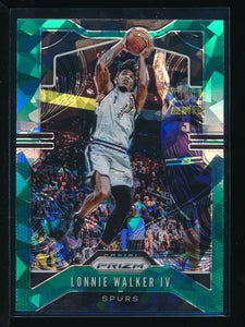 Scan of 2019-20 Panini 139 Lonnie Walker IV NM-MT+ or better