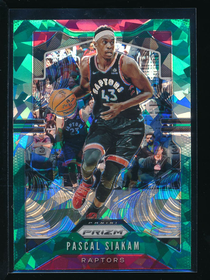 Scan of 2019-20 Panini 156 Pascal Siakam NM-MT+ or better