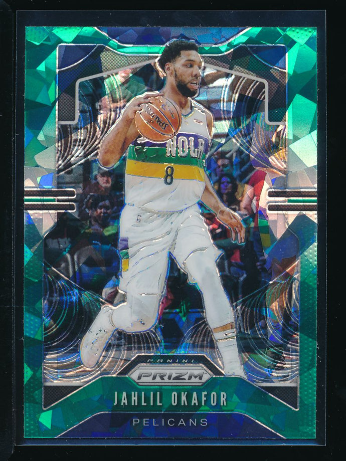 Scan of 2019-20 Panini 171 Jahlil Okafor NM-MT+ or better