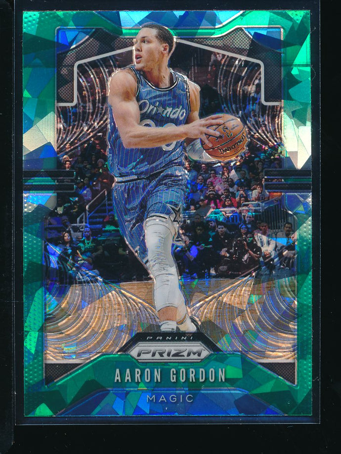 Scan of 2019-20 Panini 190 Aaron Gordon NM-MT+ or better