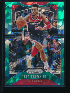 Scan of 2019-20 Panini 196 Troy Brown Jr. NM-MT+ or better