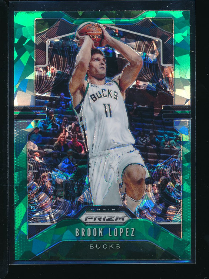 Scan of 2019-20 Panini 234 Brook Lopez NM-MT+ or better