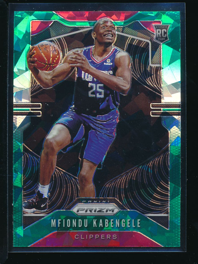 Scan of 2019-20 Panini 271 Mfiondu Kabengele NM-MT+ or better