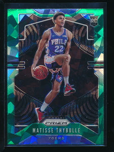 Scan of 2019-20 Panini 290 Matisse Thybulle NM-MT+ or better