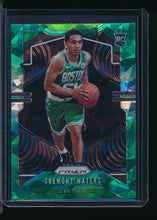 Load image into Gallery viewer, Scan of 2019-20 Panini Prizm 286 TREMONT WATERS