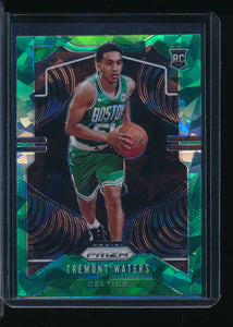 Scan of 2019-20 Panini Prizm 286 TREMONT WATERS