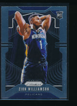 Load image into Gallery viewer, Scan of 2019-20 Panini Prizm 248 ZION WILLIAMSON