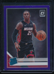 Scan of 2019-20 Donruss Optic  Kendrick Nunn Pack-Fresh