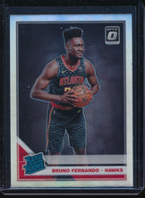 Load image into Gallery viewer, Scan of 2019-20 Donruss Optic  Bruno Fernando Pack-Fresh