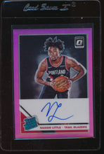 Load image into Gallery viewer, Scan of 2019-20 Donruss Optic  Nassir Little Pack-Fresh