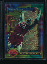 Load image into Gallery viewer, Scan of 1993-94 Topps 1 Michael Jordan