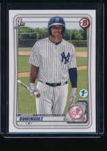 Load image into Gallery viewer, Scan of 2020 Bowman  Jasson Dominguez