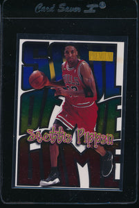 1998-99 Skybox Premium Soul of the Game  Scottie Pippen   14681
