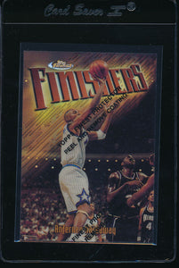Scan of 1997-98 Topps Finest  Anernee Hardaway