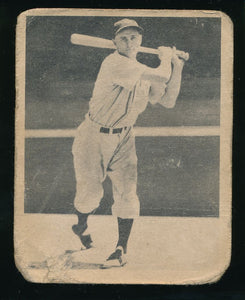 Scan of 1939 Play Ball 1 Jake Powell P