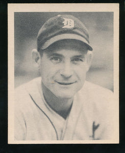 Scan of 1939 Play Ball 80 Pete Fox EX