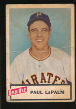 Load image into Gallery viewer, Scan of 1954 Dan Dee Potato Chips  Paul LaPalme F