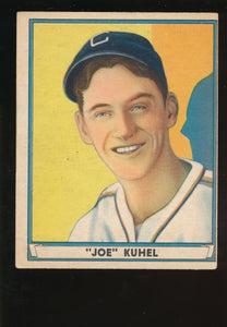 Scan of 1941 Play Ball 31  Joe Kuhel VG-EX