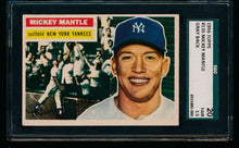 Load image into Gallery viewer, Post-WWII Mini-Mixer Break featuring 1956 Topps Mickey Mantle (limit 1 per person)