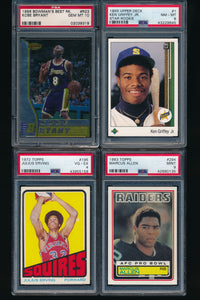 Multi-Sport Rookie Mixer Break ~ Featuring 1986 Fleer Michael Jordan