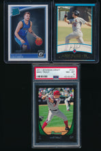 Load image into Gallery viewer, Multi-Sport Rookie Mixer Break ~ Featuring 1986 Fleer Michael Jordan