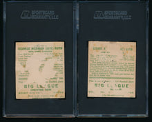 Load image into Gallery viewer, 1933 Goudey Mega Mixer Break featuring TWO Babe Ruth cards (Limit 10)